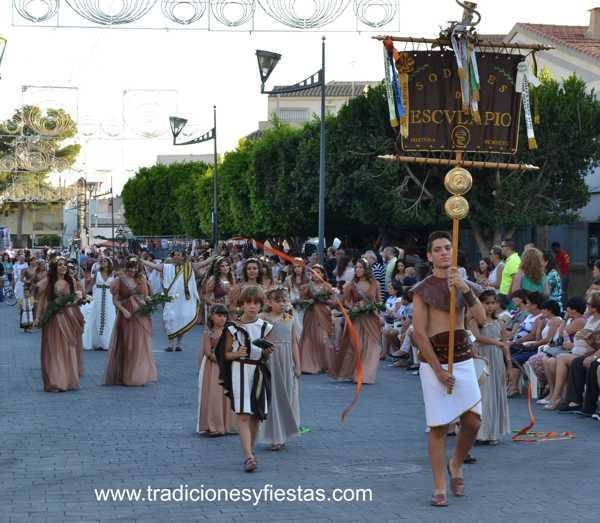 fiestas de sodales ibero-romanos en fortuna-Murcia-imagen1