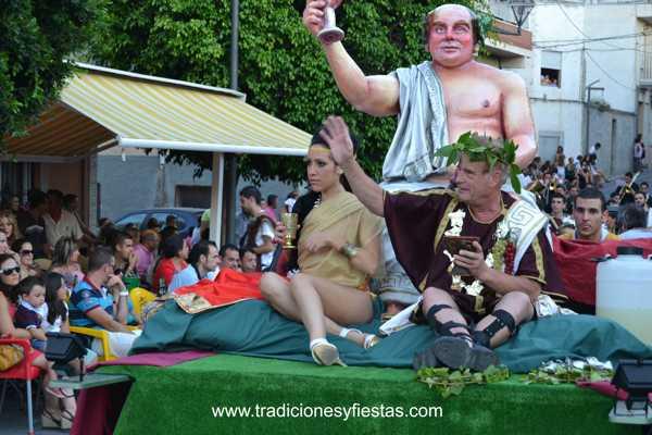 fiestas de sodales ibero-romanos en fortuna-Murcia-imagen8
