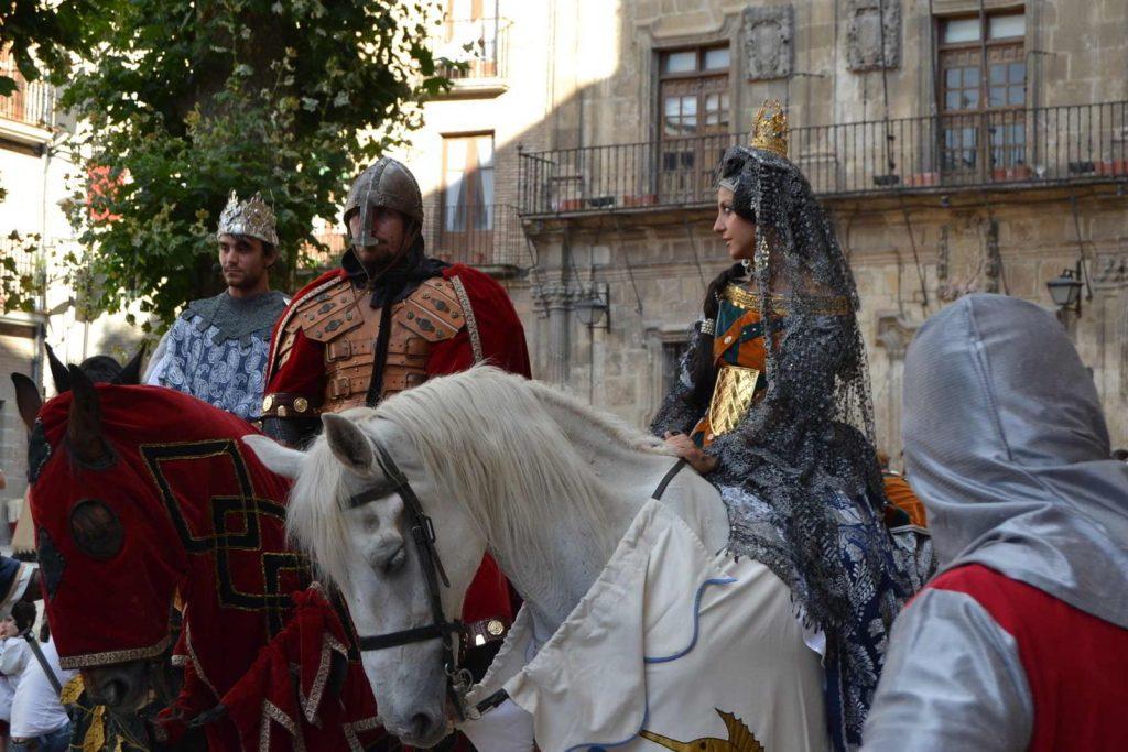 Semana Medieval de Estella, mucho más que un viaje al Medievo