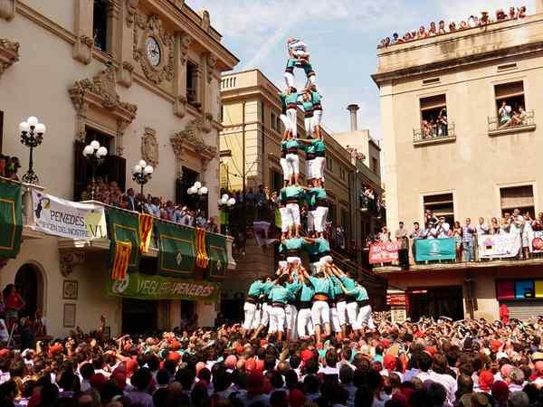 castellers villafranca