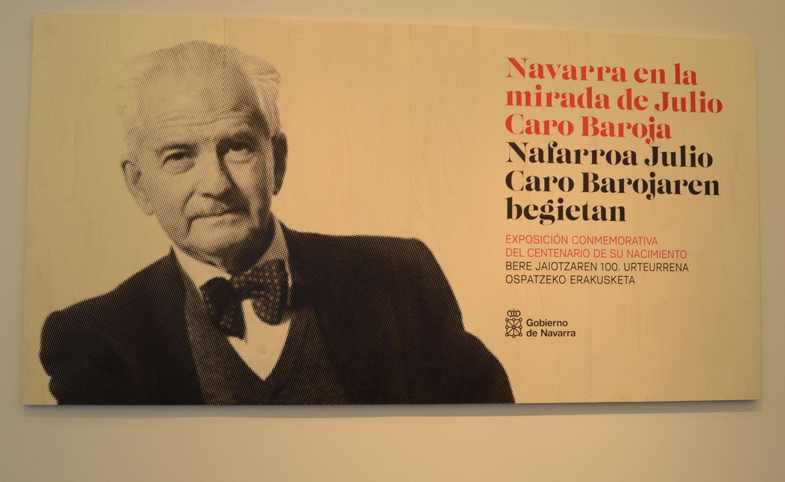 La Mirada de Julio Caro Baroja