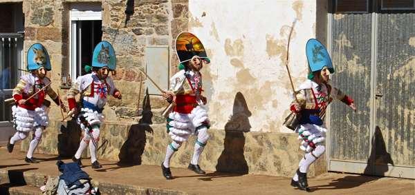 carnaval de laza - orense - fiestas - imagen1