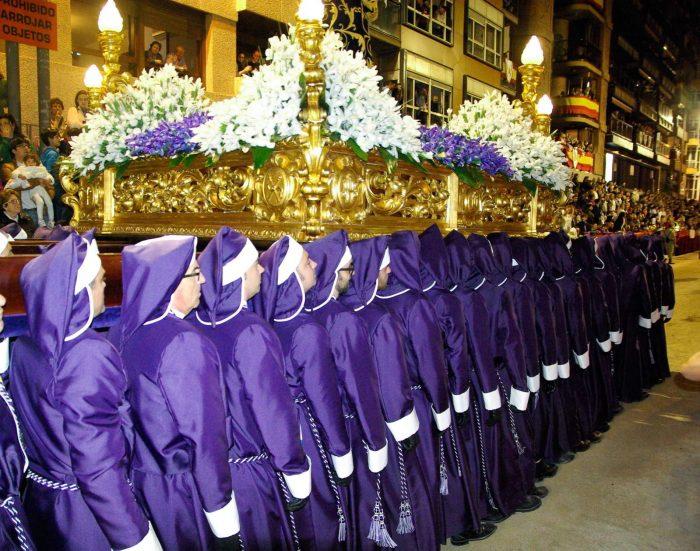 Cortejo de Viernes Santo de Lorca