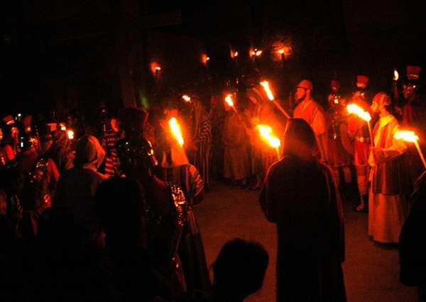 Procesión y Danza de la Muerte de Verges - Girona - Semana Santa - imagen1