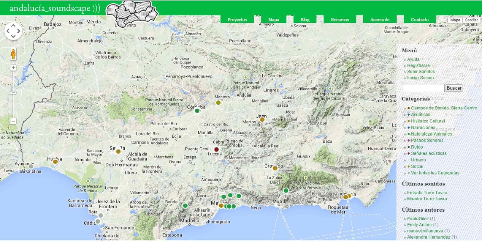 La importancia de los Paisajes y Mapas Sonoros en el mundo de la etnografía