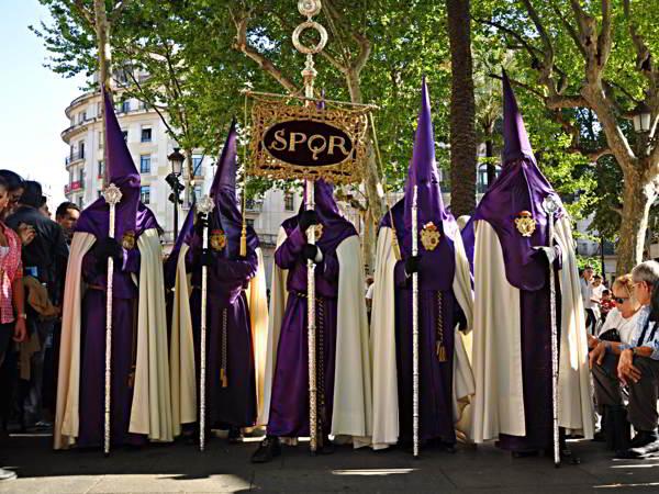 Semana Santa Sevilla - Tradición - imagen1