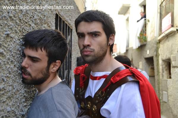 Viacrucis Viviente de Andosilla - Semana Santa - Navarra - imagen1