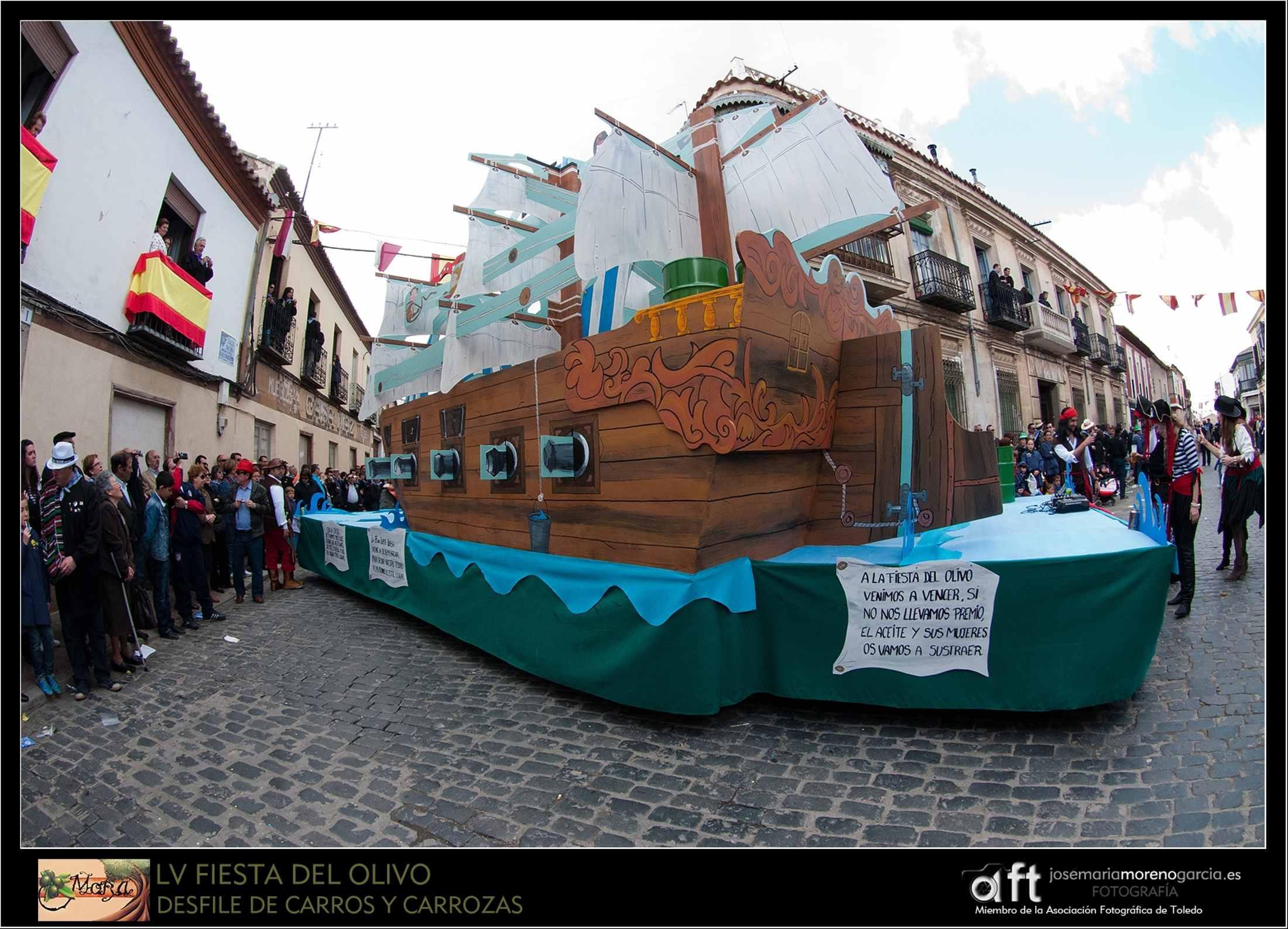 Fiesta del Olivo de Mora