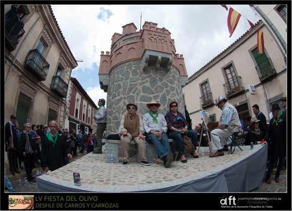 Fiesta del Olivo de Mora - Toledo - Desfile - imagen1