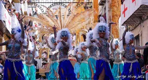 Moros y Cristianos en Alcoy - Alicante - Fiestas - imagen6