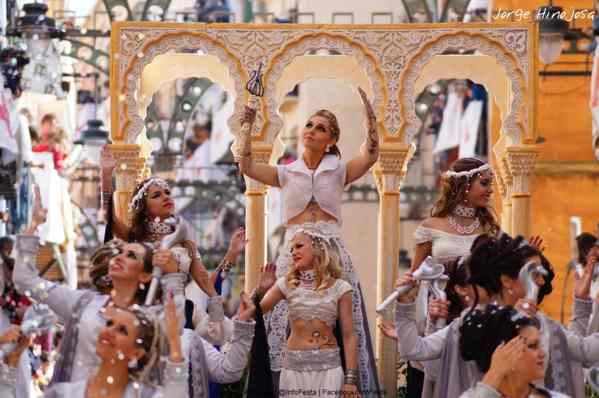 Moros y Cristianos en Alcoy - Alicante - Fiestas - imagen5