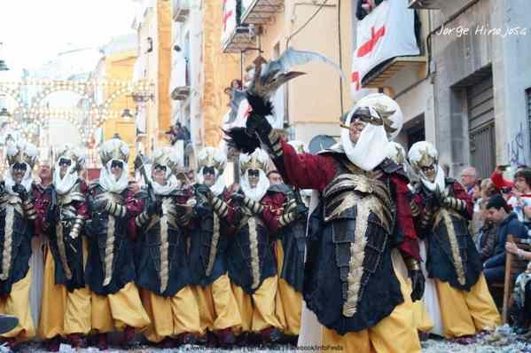 Moros y Cristianos en Alcoy - Alicante - Fiestas - imagen2