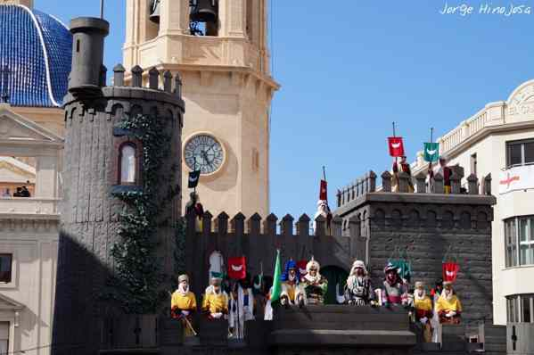 Moros y Cristianos en Alcoy - Alicante - Fiestas - imagen1