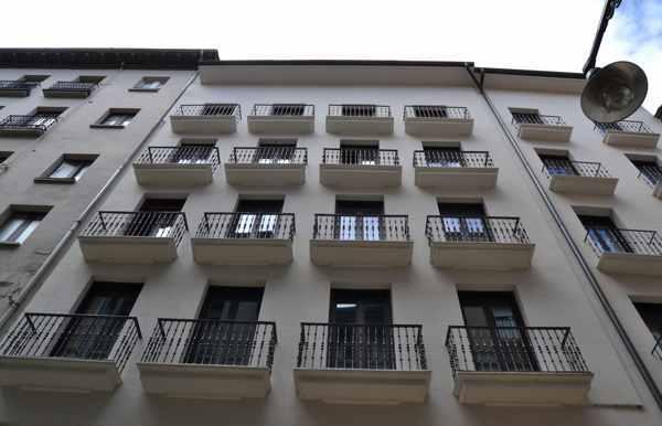 los mejores balcones del encierro en sanfermines - pamplona - fiestas -imagen2