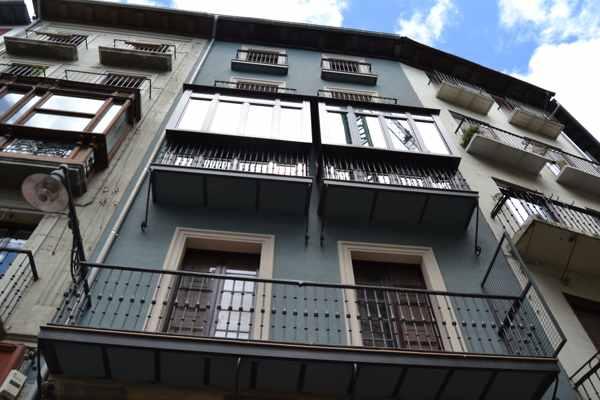 los mejores balcones del encierro en sanfermines - pamplona - fiestas -imagen7