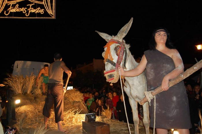 Cabalgata de Reyes Magos de Guillena
