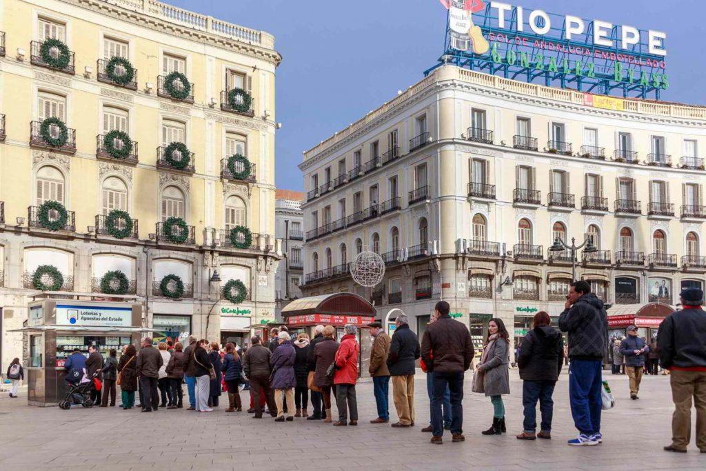 Breve historia de la Lotería en España… esperando la Lotería de Navidad