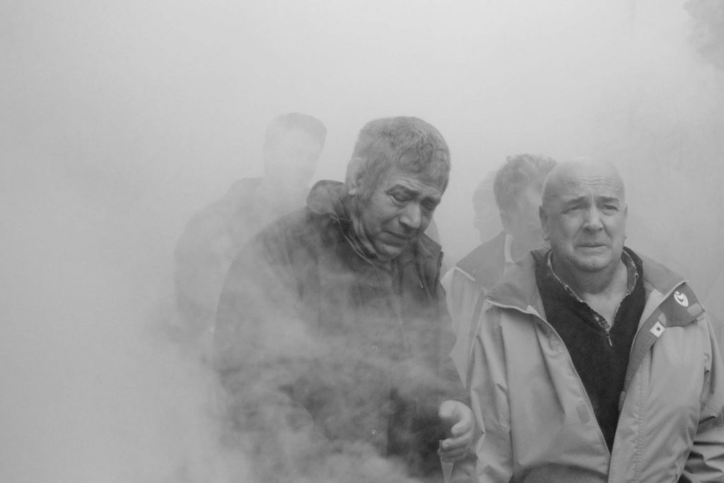 Procesión del Humo, un rito de Fe contra la viruela negra