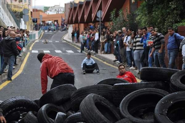 Fiesta de las Tablas de Icod de los Vinos - Tenerife - Tradición -imagen1