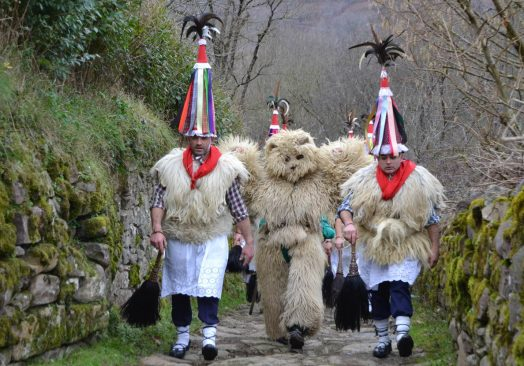Discover the Carnivals of Ituren and Zubieta