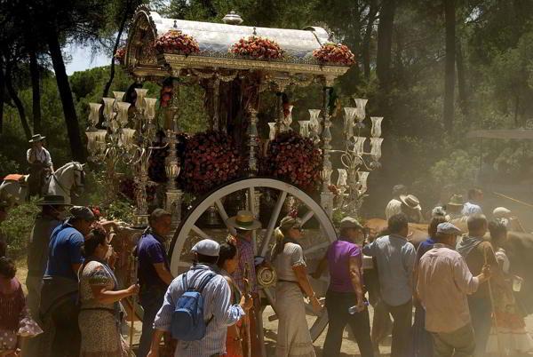 cómo ir a la Romería del Rocío- tradición-imagen1