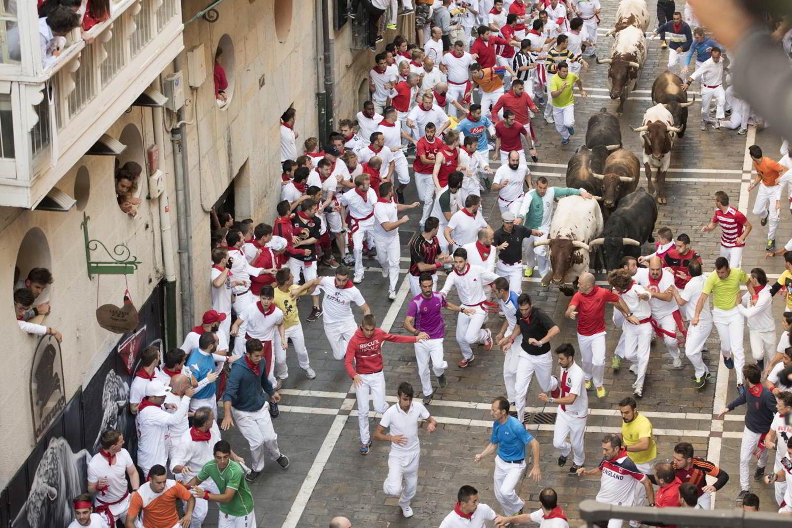 Alquilar Balcones en San Fermín