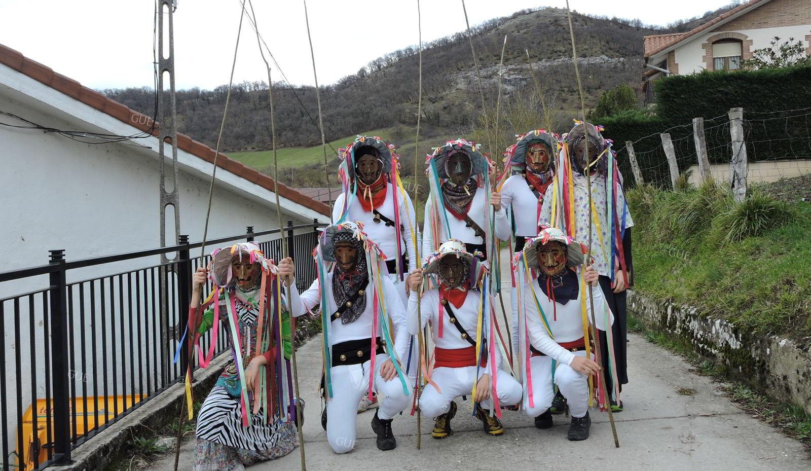 Conoce el Carnaval de Unanu